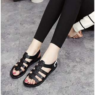 sandals jelly