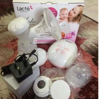 CHEAP!! LACTE SOLO PUMP BRAND NEW.