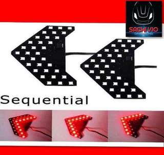 Universal Sequential Arrow Signal Light