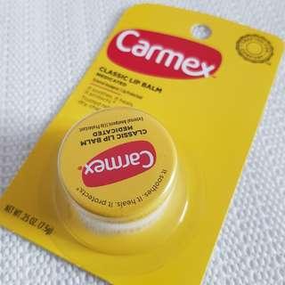 Carmex Medicated Lip Balm (Jar Type)