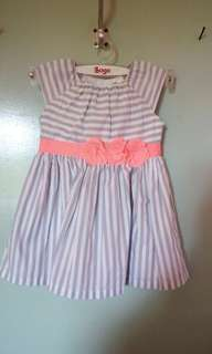 Baby Girl's Dress Carter's 0-6 months