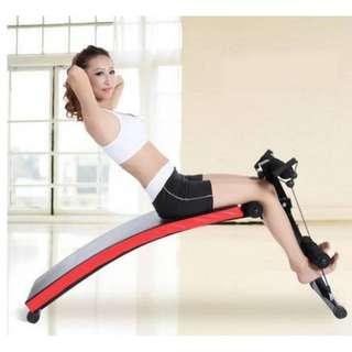 Sit Up Bench Buat Perut Six Pack Alat Olahraga Fitness Paling Murah