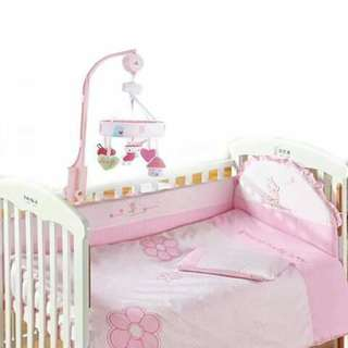 Mothercare Musical Crib Mobile Toy
