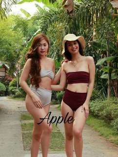 Apple two piece