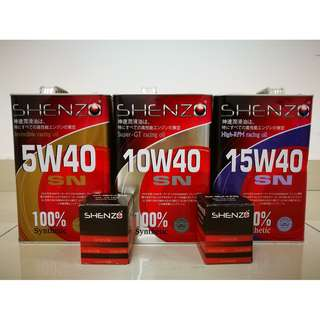 Shenzo Oil ( FB https://www.facebook.com/BlueSpeedEnterprise/)