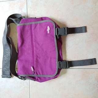 Preloved Smiggle Purple Sling Bag