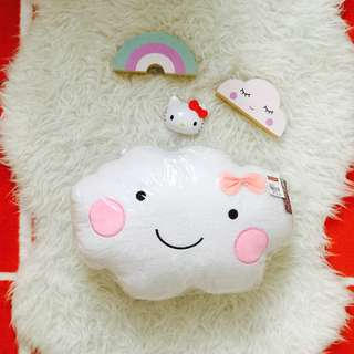 Cloud Squishy cloud pillow baby pillow deco poney gap guess