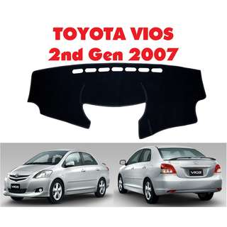 Toyota Vios 2nd Gen Dashboard Carpet