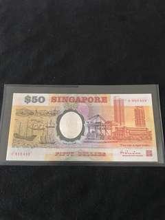 $50 Polymer Commemorative
