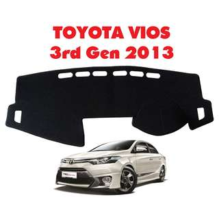Toyota Vios 2013 Dashboard Carpet Mat