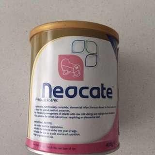 Neocate milk powder