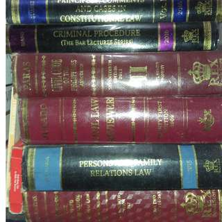 Preloved LawBook