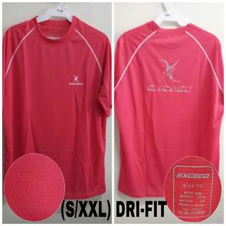 Exceed original DRI-FIT SPORT SHIRT