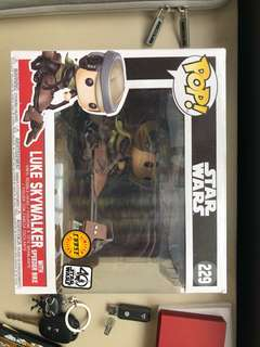 CHASE Luke Speeder Funko Pop