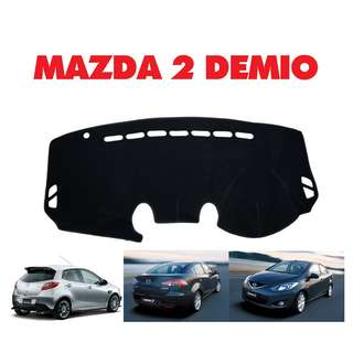 Mazda 2 Demio 2011 Dashboard Carpet Mat