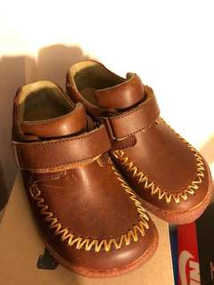 Camper leather boots (2-3 yrs old)