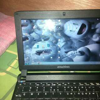 Acer emachines laptop
