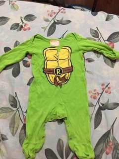 Ninja Turtle Onsie