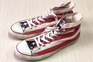 Converse  made in USA