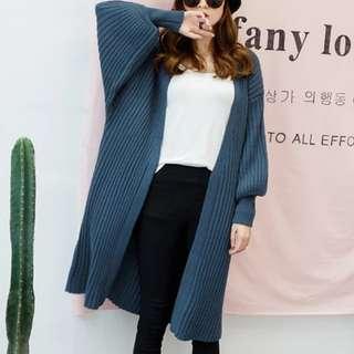 [PREORDER] Women Long Cardigan