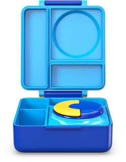 Omiebox Blue lunch box