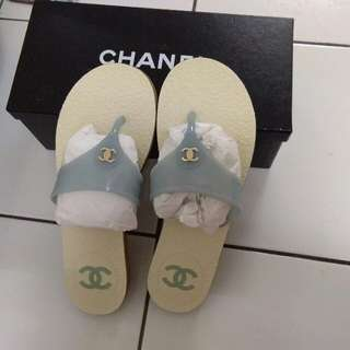 NEW Authentic Chanel Sandal