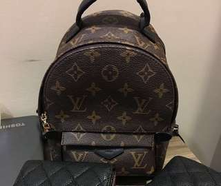 Mini LV Backpack