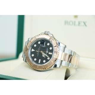 (欠保卡,促銷特賣)ROLEX 116621BLK