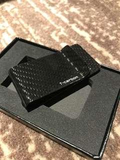 Money clip carbon fiber