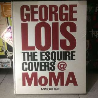 "GEORGE LOIS ""The Esquire Covers @MoMA"" by Assouline #books"