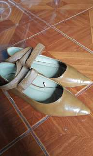 Parisian Nude Ballet Shoes