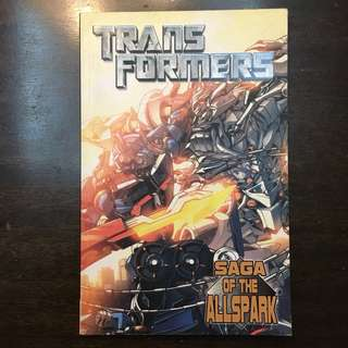 Transformers: Saga of the Allspark