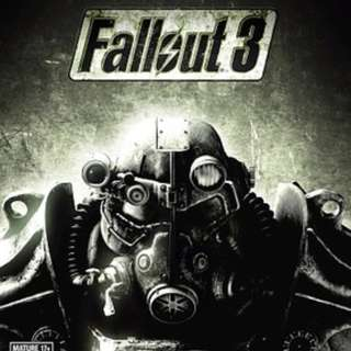 Fallout 3 PS3