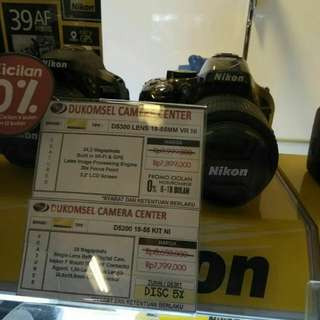 Nikon Kamera Bisa Kredit