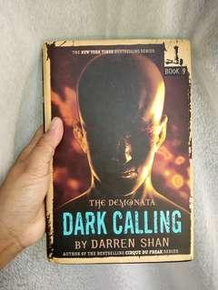 Horror Novel || the Demonata- The Dark Calling