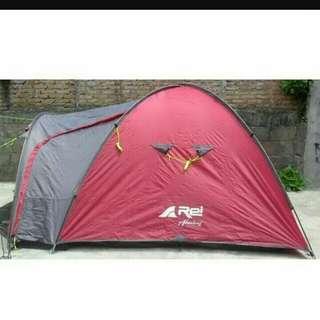 Tenda dome Rei Double Layer