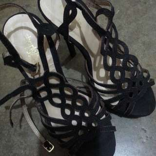 charlotte russo hi heels