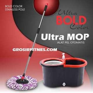 ULTRAMOP Super mop Alat Pel Lantai Ekonomis by Bolde