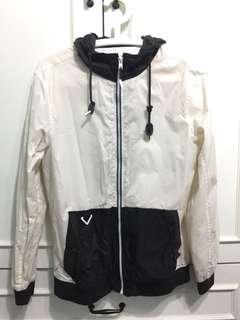 Bershka raincoat jacket