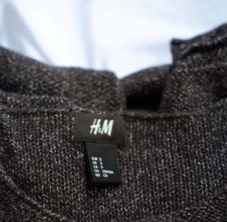 Sweater Rajut H&M