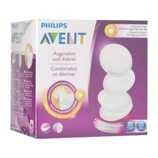 Philips Avent Breast Pads x 6 boxes