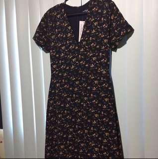 Something borrowed maxi dress