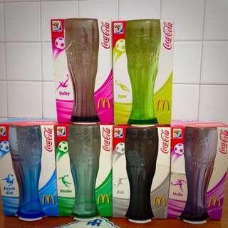 Coca-cola glass FIFA South Africa