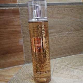 Bath & Body Works Warm Vanilla Sugar Mist Perfume 236ml