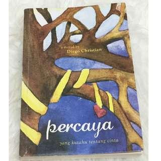 Novel Diego Christian - Percaya
