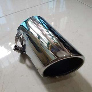 Stainless Steel Exhaust Tail Pipes Muffler Tips