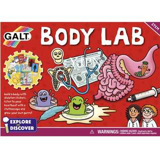 Body Lab (GALT Toys)