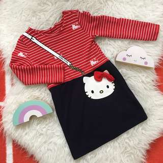 H&m Hello kitty Dress h&m tunic dress poney gap