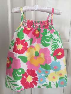 Lilly Pulitzer Summer Floral 2pc, short