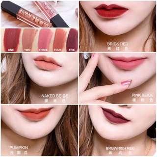 Lipstick moongate matte murah